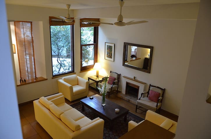 Chatterji House, Hauz  Khas Village - Nova Délhi - Apartamento