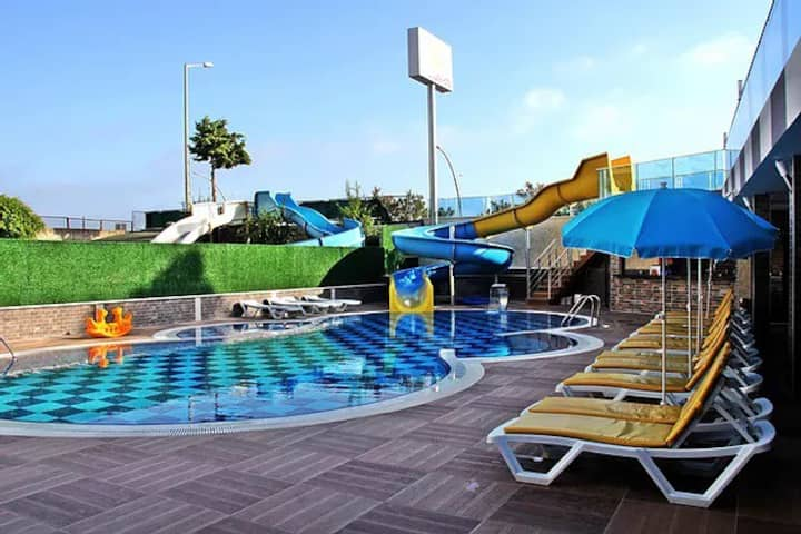 Vella Beach Hotel Double Room All Inclusive
