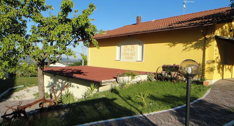 B&B Alba sul mare - Misano Monte - Bed & Breakfast