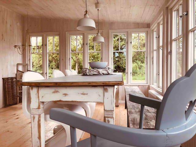 Stilvolles Ferienhaus an der Ostsee