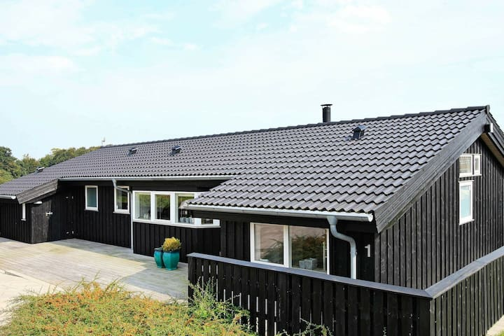 Quaint Holiday Home in Haderslev With Roofed Terrace