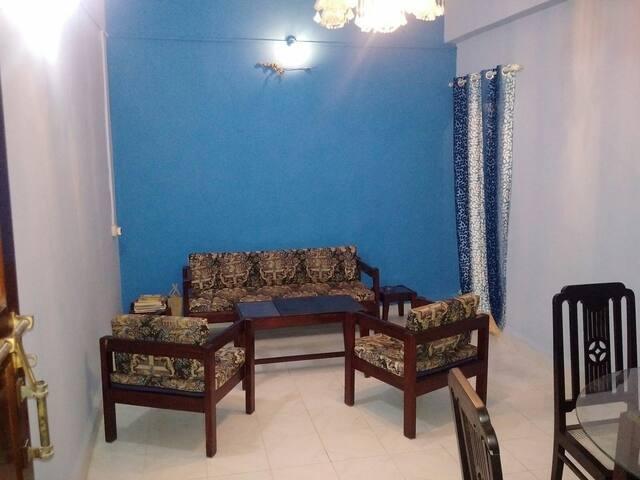 Single Bedroom Apartment in Colva