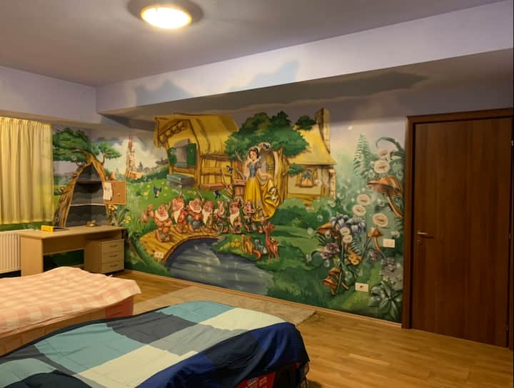Fairy Tale Apartment