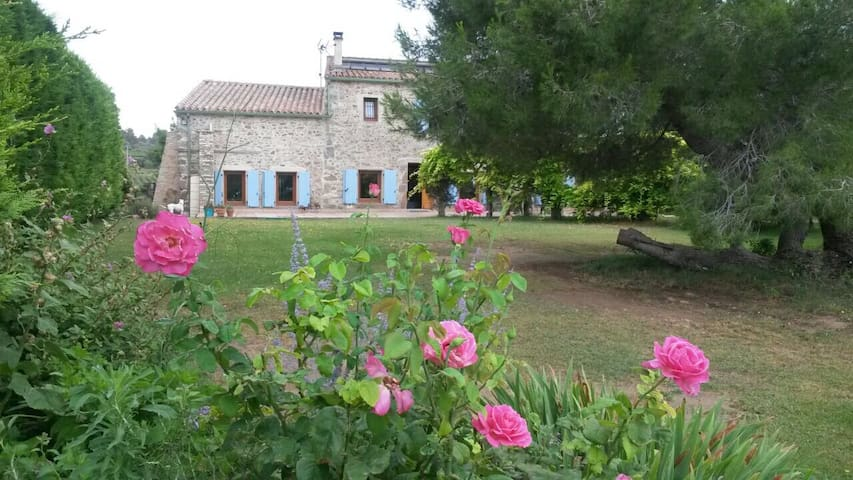 Le Réganil - Paraza - บ้าน