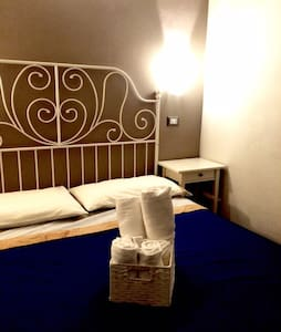 Large Rooms in Rome -Villa Borghese