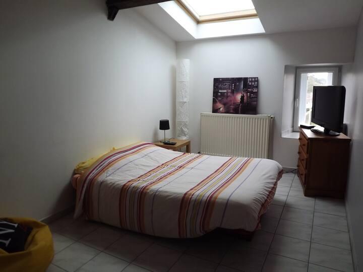 Chambre proche Puy du Fou- Nantes et Clisson