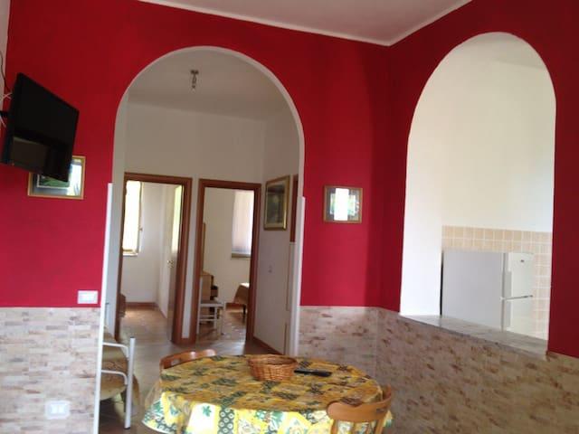 VILLA CON PISCINA SUL MARE A CAPO VATICANO - Santa Maria - 別荘