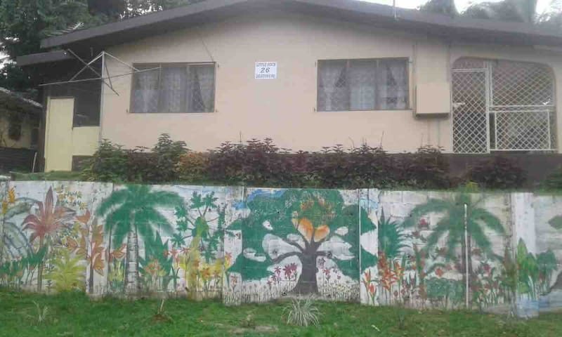 Ideal Nausori Bungalow--Close to Town and Airport!