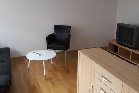1,5 Zimmer Appartment im EG - Neu-Ulm