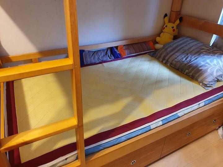 台北/合住房間/簡單的房間
