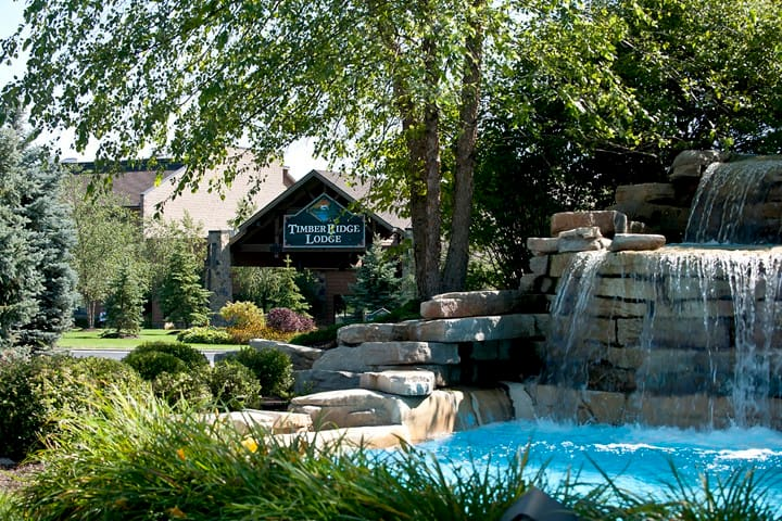 Timber Ridge Lodge & Waterpark - Lake Geneva - Condominium