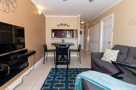 High-Tech Central 1BR Apt Strathairn Ave Kingston