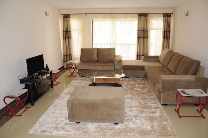 Furnished Apartments - Ruaka Town - Daire