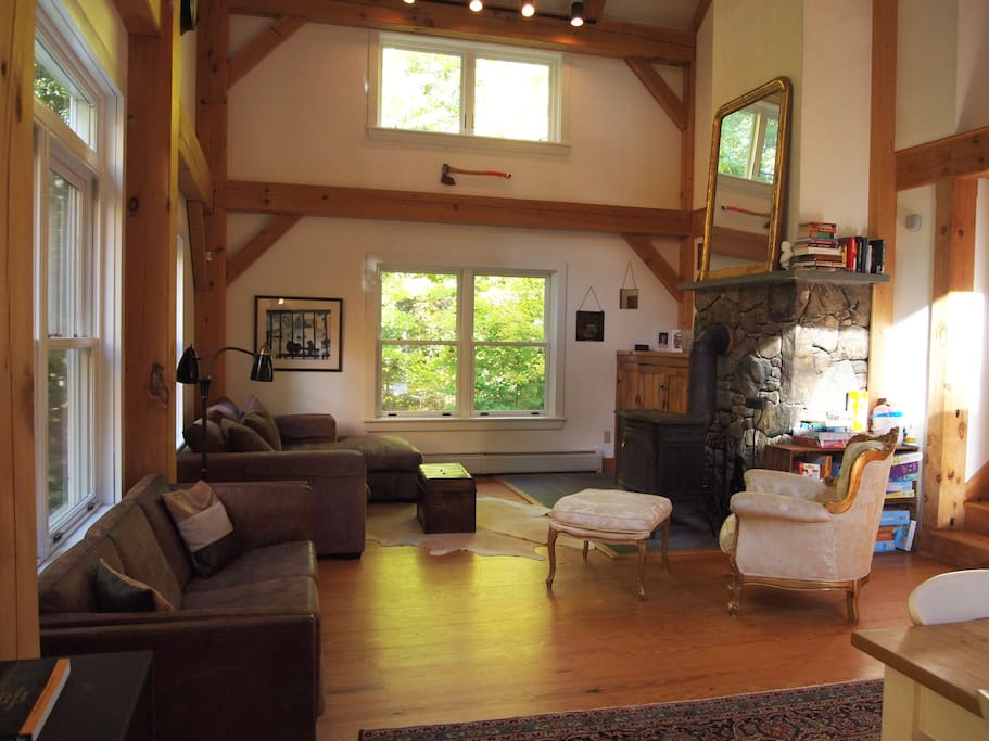 Great Room - Plenty of seating for large family gatherings