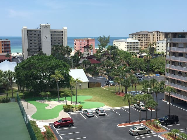 Family Friendly Beach Vacation Getaway! - Indian Shores - Appartement en résidence