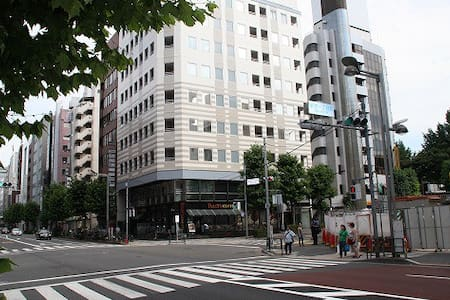 Cozy apt in walking distance from Shinjuku! - Shinjuku-ku