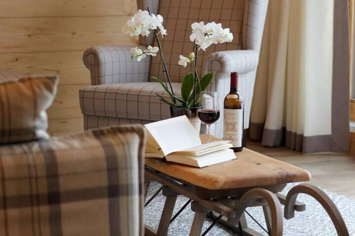 Panorama Lodge I mit Privatsauna und Traumblick