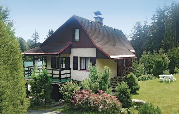 Holiday cottage with 3 bedrooms on 80 m² in Klasterec nad Orlici