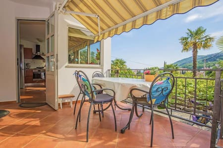 Terrace view apartment for 2+2 persons. (Max 4)