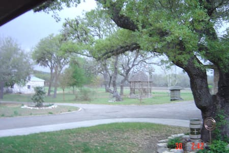 HILLCOUNTRYRETREAT - Boerne - House