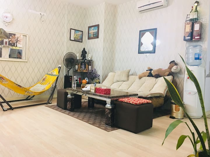 3 bed rooms apartment full option in Trung Son