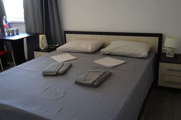 2-х местный номер в мини-отеле Мальва