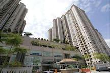 Outlook of the condominium