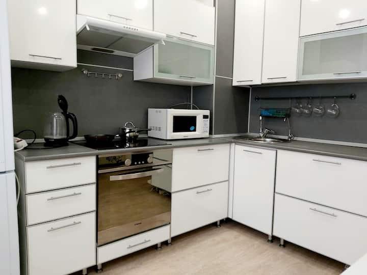 Квартира на Якурнова