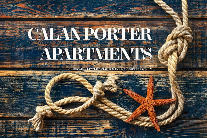 Small Boutique Apartment to Never Forget - Cala en Porter - Apartment