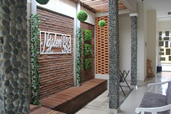 Ndalem PR3 Yogyakarta Guest House