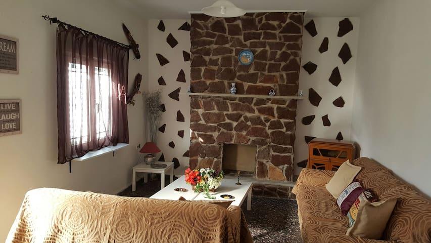 Traditional 2 bedroom house - Ιαλυσός - Hus