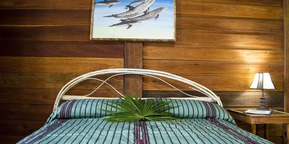 Remote Belize Island Studio Near Blue Hole (Beach Level 13): Easy Boat Ride: We organize it all for