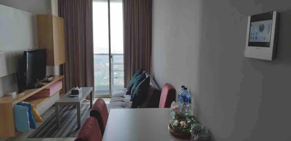 #Luxury Apartment in Jakarta