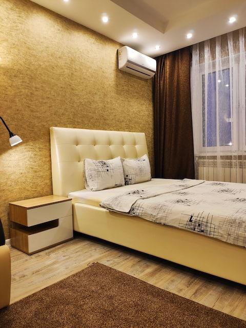 Апартаменты на ул Маршала Устинова