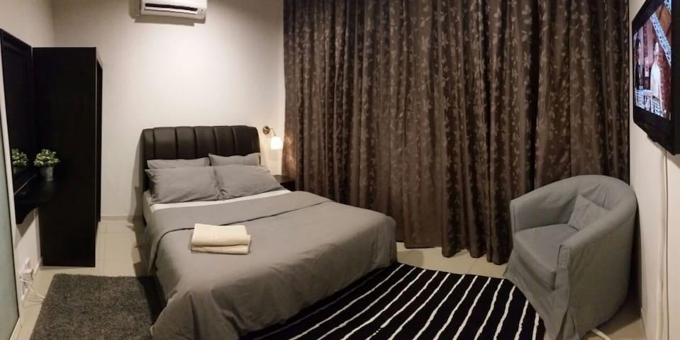 Guest House Centrestage Petaling Jaya Kuala Lumpur - Petaling Jaya