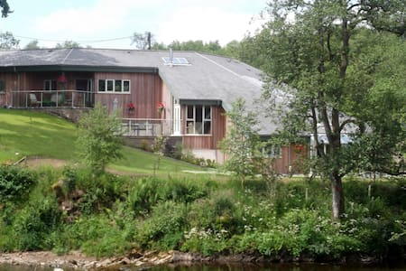 Black Burn Lodge Bed & Breakfast - Newcastleton - Wikt i opierunek