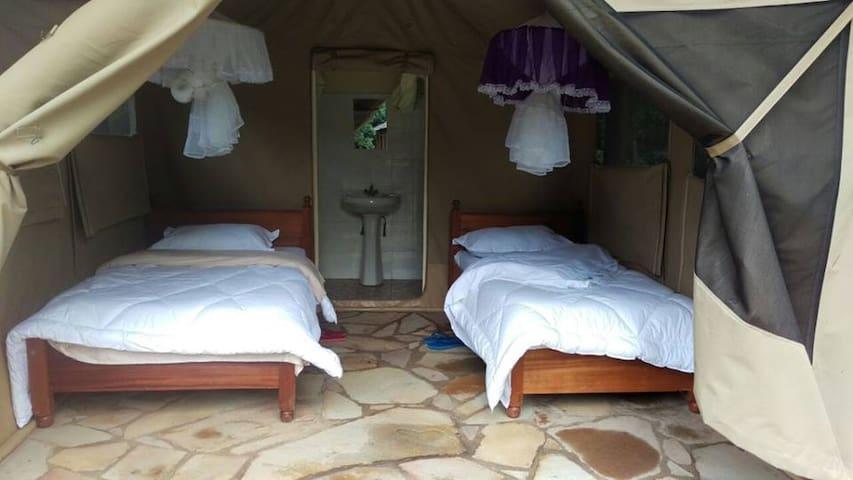 Masaimara Springs Camp_First Tent