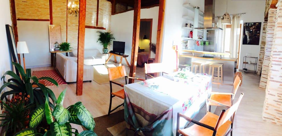 LUJO A PIE DE LA CATEDRAL+ DESAYUNO - Segovia - Rumah