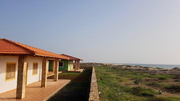 Private Villa on the beach - Villa Maris Ecolodge