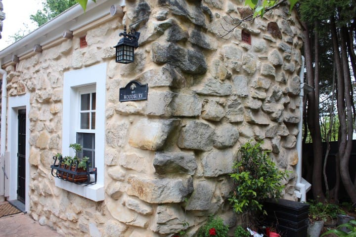 Stone Cottage in the Hills