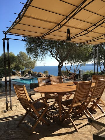 New: Superb site, near beach, pool - Belgodère - House