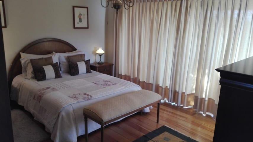 Habitación para 2 personas con baño privado. - Viña del Mar - Rumah