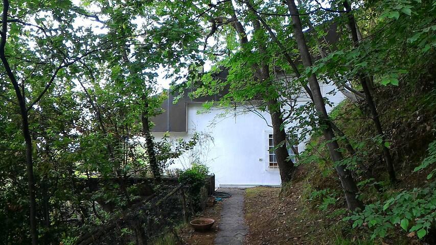 Villa nel verde con terrazzo vista lago di Garda - Toscolano-Maderno - Villa