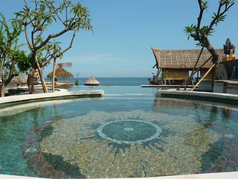 Classic Beach Villa 3 - Amed