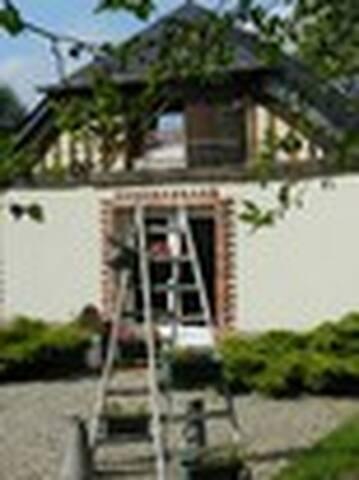 chambre d'hotes au coeur d'un village normand