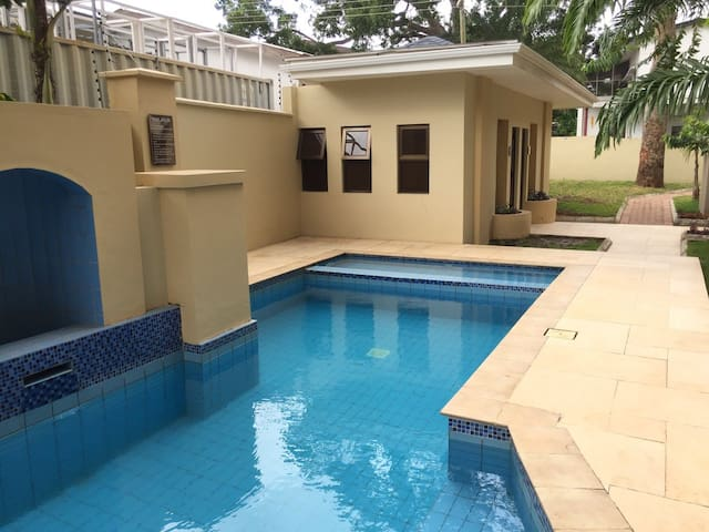 Two bedrooms apartment in Cantonment