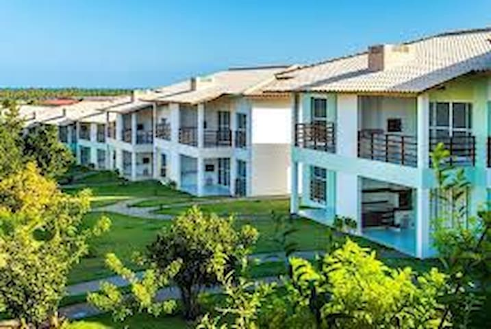 Apartamento na Reserva Imbassai - Mata de São João - Apartamento