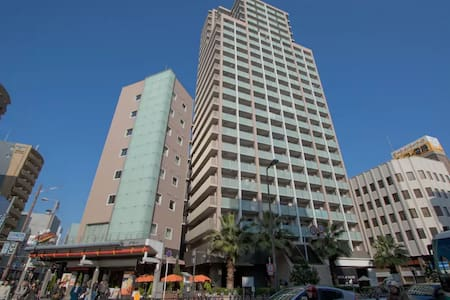 R24 S CLASS PERFECT LOCATION!! 7MINS NANBA - Naniwa Ward, Osaka - Appartamento