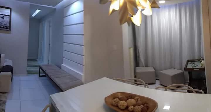 Apartamento de fino acabamento
