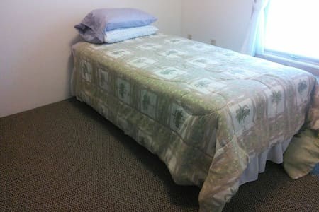 private bedroom with single bed - - Ellsworth
